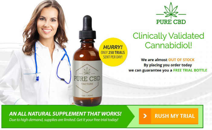PURE CBD OIL FREE TRIAL - Miracle Drop & Cannabidiol Benefits - Trial Now Available!